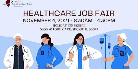 Healthcare Hiring / Job Fair Event-In Person tickets