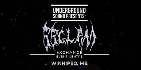 Underground Sound tickets