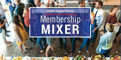 Membership & Networking Mixer  with VAREP Central Florida tickets
