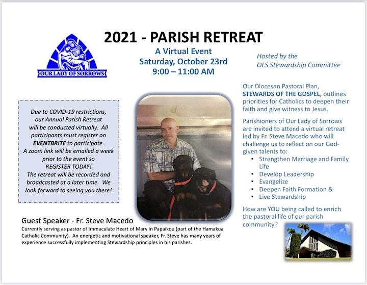 OLS Parish Retreat image
