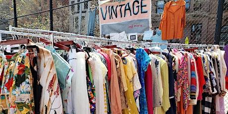NYC Vintage Bazaar tickets