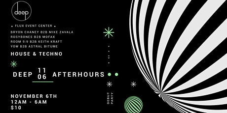 Deep After Hours tickets
