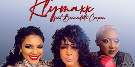 SOULFUL SUNDAYS LIVE! Klymaxx featuring Bernadette Cooper / The Jones Girls tickets