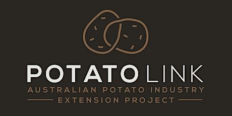 PotatoLink Webinar: Biologics in soil health & productivity in potatoes tickets