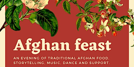 Afghan Feast Fundraising Dinner tickets