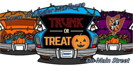 Upper Marlboro Drive-Thru Trunk or Treat tickets
