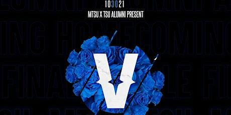 """TSU VERZUZ MTSU  """"Alumni Homecoming Finale"""" tickets"""