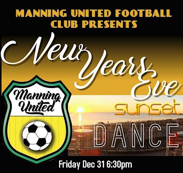 New Years Eve Sunset Dance image