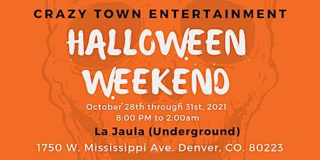 CTE Presents: Reggaeton Halloween Party tickets