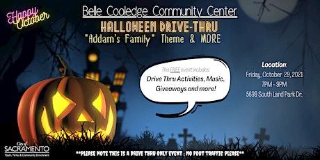Addam's Family Halloween Drive Through tickets