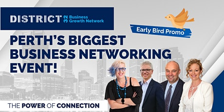 Perth's Biggest Networking Event – Everyone Welcome - Thu 11 Nov tickets