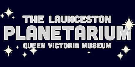 Launceston Planetarium Shows - Capcom Go! - Fully Booked tickets