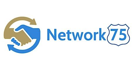 Network75   Spooky Speed Networking tickets