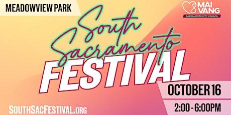 1st Annual South Sacramento Festival tickets