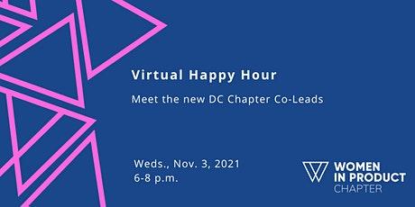 DC Chapter - Virtual  Holiday Happy Hour tickets