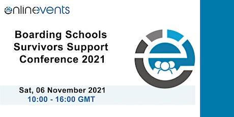 Boarding School Survivors Support Conference 2021 tickets