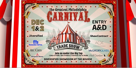 Carnival & Trade Show for the Philadelphia A&D Community tickets