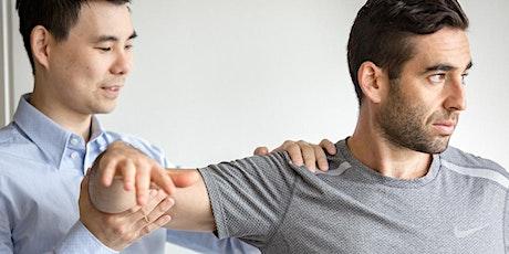 Don't 'Shoulder' the Burden of Pain tickets