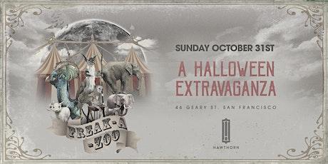 Freak-A-Zoo Halloween Extravaganza - Night 4 tickets