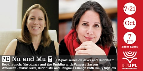 Nu and Mu: Part 2 on Jews and Buddhism tickets