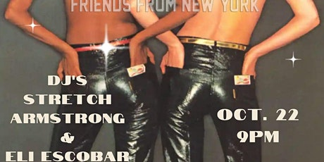 FRIENDS FROM NEW YORK DANCE PARTY tickets