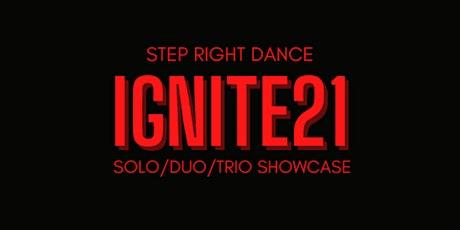 IGNITE21 Showcase tickets