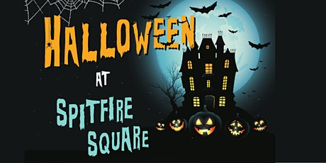 Halloween at Spitfire Square tickets