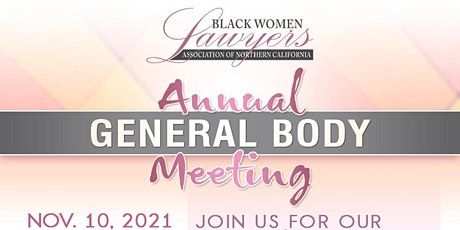 Annual General Body Meeting tickets