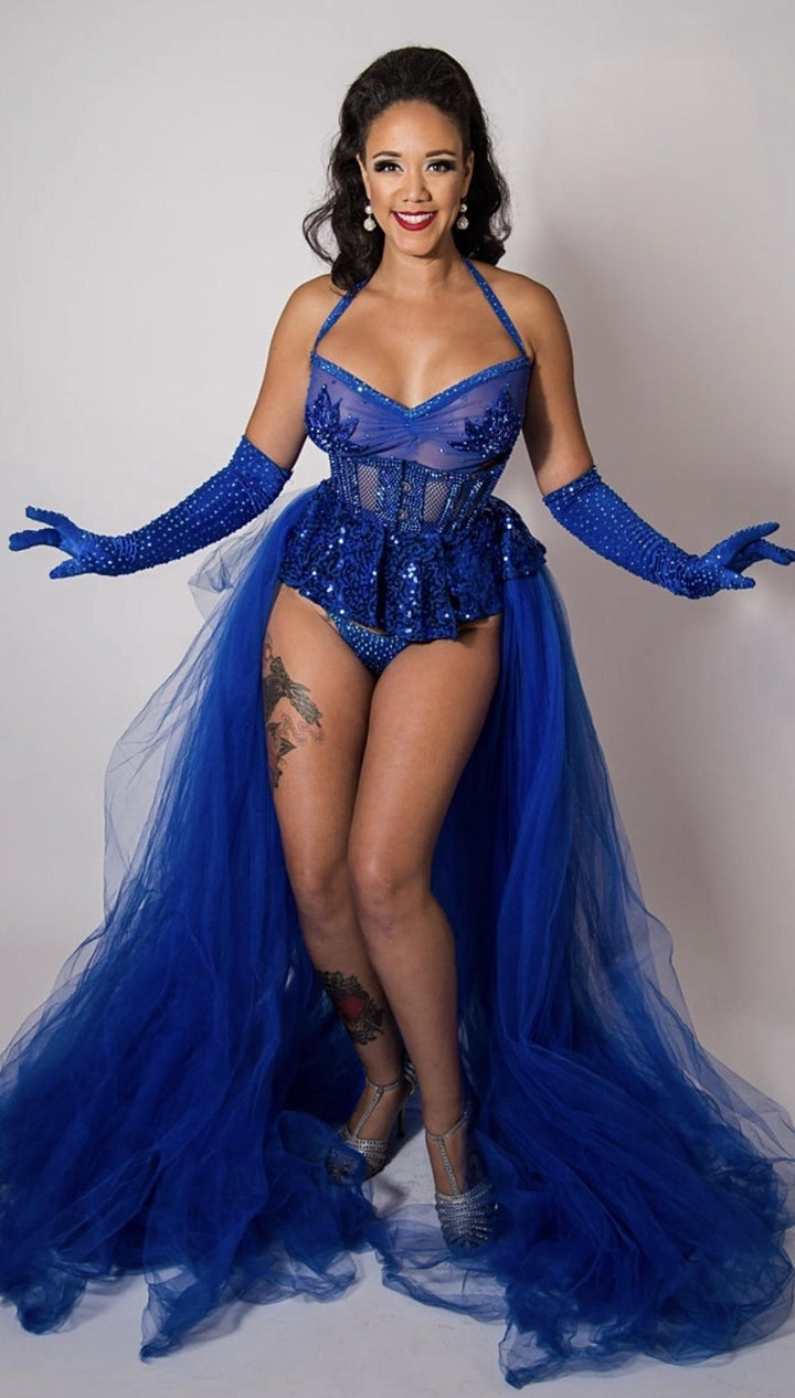 Adèle Wolf's Burlesque & Variety Show - 10th Annual Halloween Spectacular image