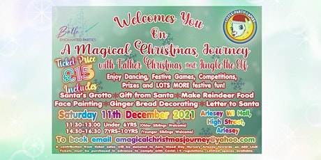 A Magical Christmas Journey tickets