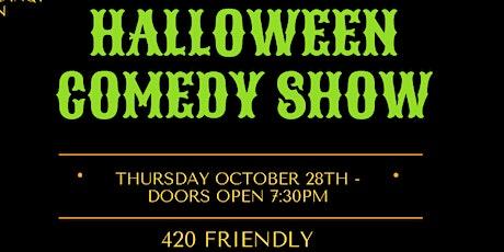 Backyard Buds - A Comedy Fundraiser tickets