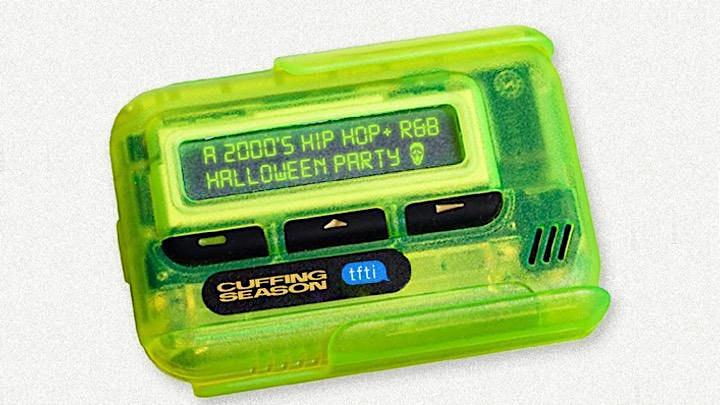 A 2000's Hip-Hop + R&B Halloween Party