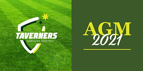 Taverners NT 2021 AGM tickets