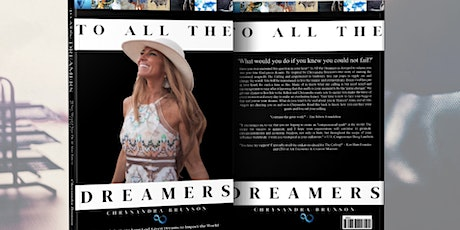 To All the Dreamers Book Launch tickets
