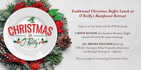 Traditional Christmas Buffet Lunch at O'Reilly's Rainforest Retreat tickets