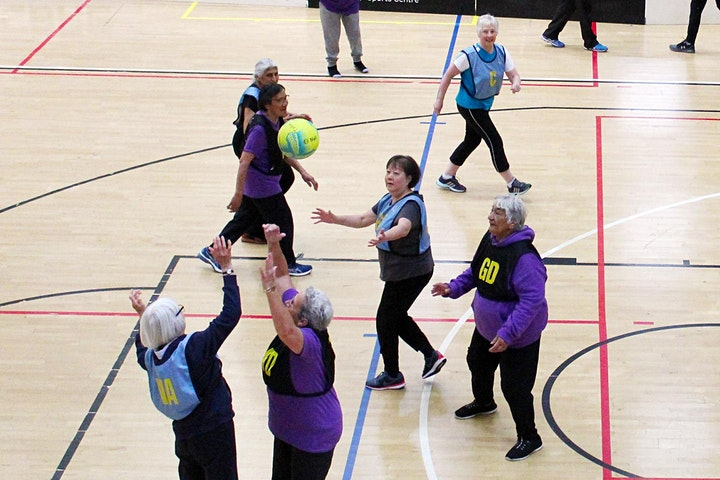 2021 Senior Regional Games Wellington image