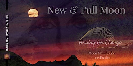 October 20 Aries Full Moon Meditation: Healing for Change tickets