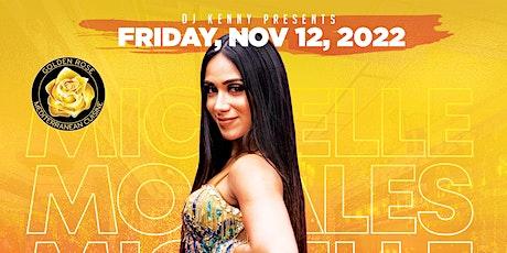 Michelle Morales - 2 Hr Workshop - Friday, Nov 12, 2021 -at The Golden Rose tickets
