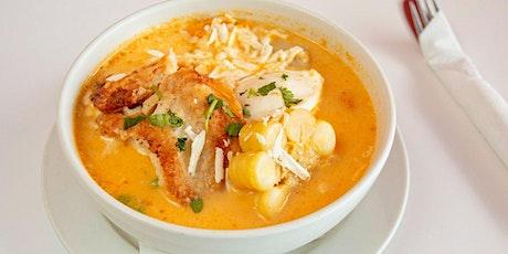 Peruvian Celebration Dinner - Cooking Class tickets