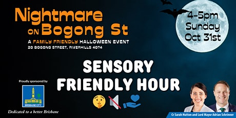 Halloween Sensory Hour 4-5pm Sunday October 31st tickets