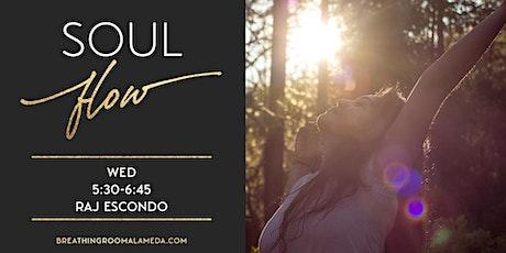 Soul Flow - IN STUDIO tickets
