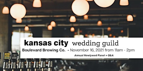 KC  Wedding Guild Annual Newlyweds Panel tickets
