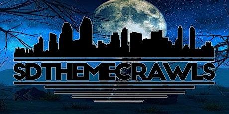 Halloween Weekend Club Crawl  (Friday) tickets
