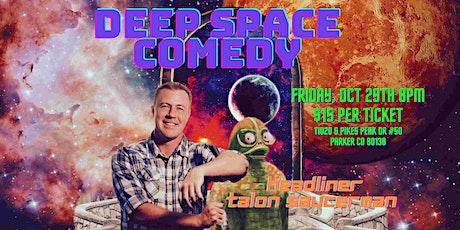 Deep Space Comedy Showcase tickets