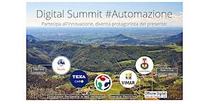 Digital Summit #Automazione - Inaugurazione Officine...
