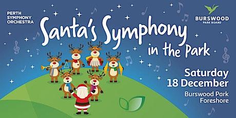 Santa's Symphony in the Park tickets