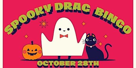 LGBTQ+ History Month: Spooky Drag Bingo tickets
