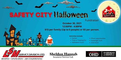 Safety City Halloween 2021 Fundraiser tickets