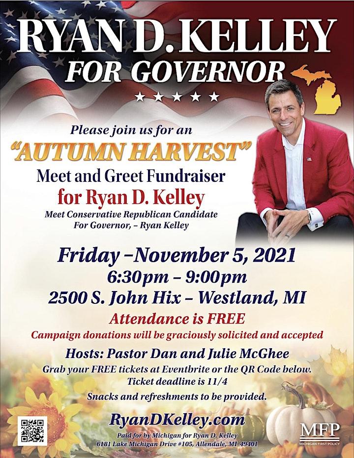 Autumn Harvest: Meet and Greet Fundraiser image