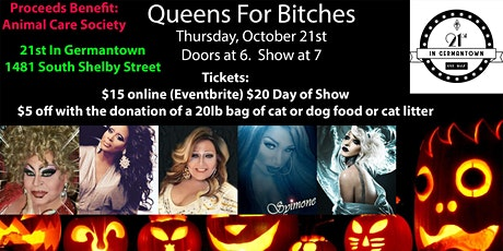 Queens For Bitches tickets